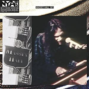 Live at Massey Hall (180g Vinyl LP)