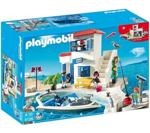 PLAYMOBIL 5128 – Hafenpolizei und Schnellboot günstig bestellen