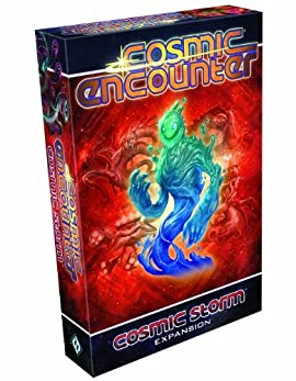 Cosmic Encounter: Cosmic Storm Expansion Board Game