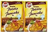 Panni, Bavarian Potato Pancake Mix, 6.63oz Box (Pack of 3)