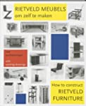 How to construct Rietveld furniture /...
