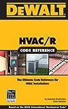 DEWALT HVAC/R Code Reference