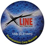 X Line Fluorocarbon Carp Fishing Line...