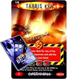 Doctor Who - Single Card : Exterminator 128 TARDIS Key Dr Who Battles in Time Common Card