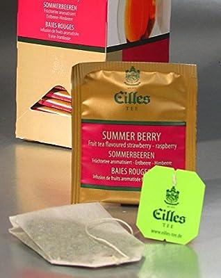 Eilles Teebeutel Deluxe Summer Berry von Eilles auf Gewürze Shop