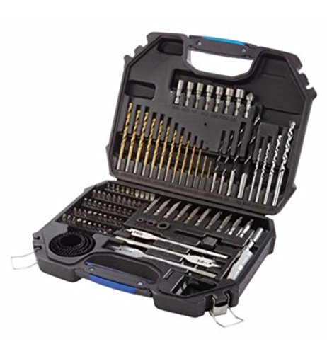 Mastercraft 104 Pieces Drill and Driving Kit (Mastercraft Drill compare prices)