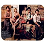 Friends TV Show Poster Mouse Pads Customized Friends TV Show TV Actor Rectangle Mousepad by Hot Fever