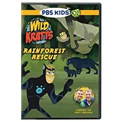 Wild Kratts: Rainforest Rescue (2013)