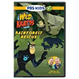 Wild Kratts: Rainforest Rescue [DVD] [Import]