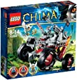 LEGO Legends of Chima 70004: Wakz's Pack Tracker