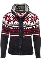 Carisma Men's Knit Jacket CM20137