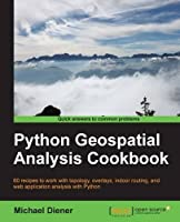 Python Geospatial Analysis Cookbook Front Cover