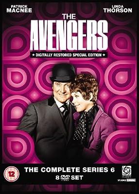 The Avengers - Series 6 [DVD]