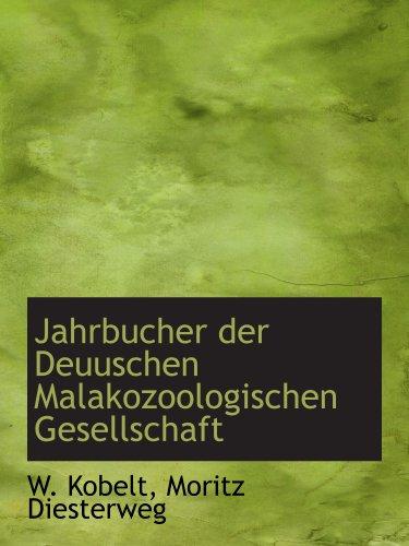 jahrbucher-der-deuuschen-malakozoologischen-gesellschaft
