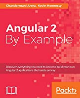 Angular 2 By Example Front Cover