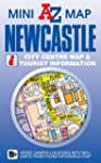 A-Z Newcastle Mini Map (A-Z Mini Map)
