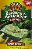 Fiesta Foods Spinach & Artichoke Dip Mix 2 Packets per Box (2 Pack)
