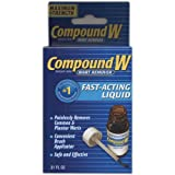 Compound W Wart Remover, Maximum Strength, Fast-Acting Liquid, 0.31-Ounce
