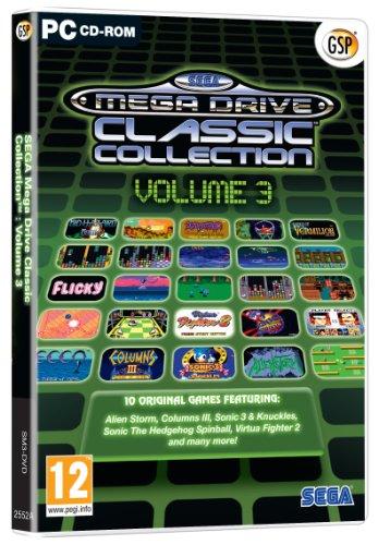 Sega MegaDrive Classic Collection Vol.3 (PC) (͢����)