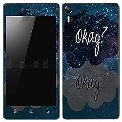 Theskinmantra Okay Okay! Lenovo Vibe Shot mobile skin