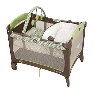 graco pack n 39 play with newborn napper station providence baby. Black Bedroom Furniture Sets. Home Design Ideas