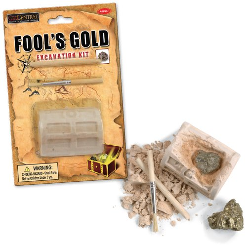 GeoCentral Fool's Gold Dig Kit