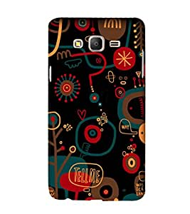 EPICCASE Tell Me Mobile Back Case Cover For Samsung Galaxy On7 (Designer Case)