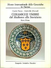 Ceramiche umbre dal Medioevo allo Storicismo. Parte prima
