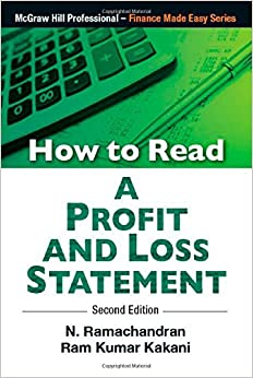 how to read profit and loss statement for dummies