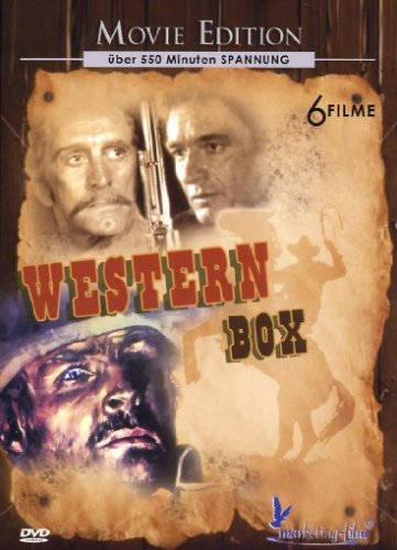 Western Box - Movie Edition - 6 Filme [2 DVDs]