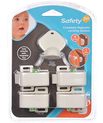 Safety 1st Magnetic Locking System from Safety 1st