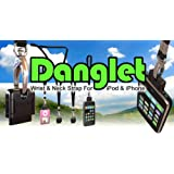Danglet Wrist and Neck Strap Adapter for iPod iPhone Touch ~ CollinsAmerica