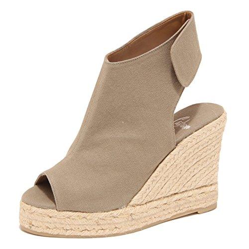3357P sandalo CASTANER beige scarpa donna shoe woman [36]