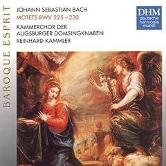 Komm, Jesu, komm, BWV 229: Komm, Jesu, komm