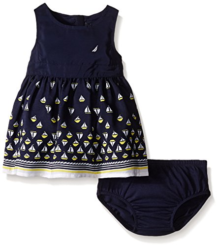 nautica-baby-girls-border-sail-print-dress-navy-24-months
