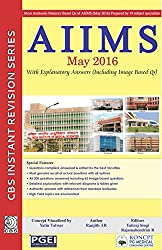 AIIMS May 2016 - With Explanatory Answers