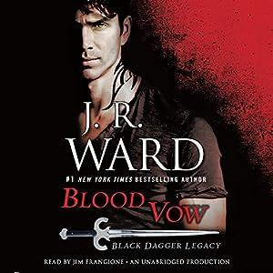 Blood Vow Audiobook
