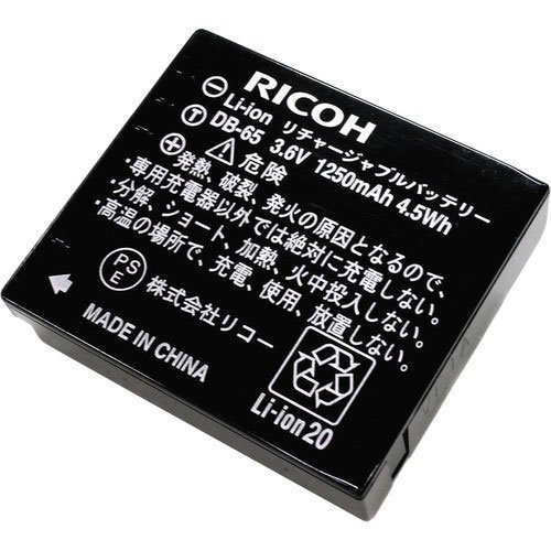 Ricoh DB-65 Rechargeable Battery for GR DIGITAL