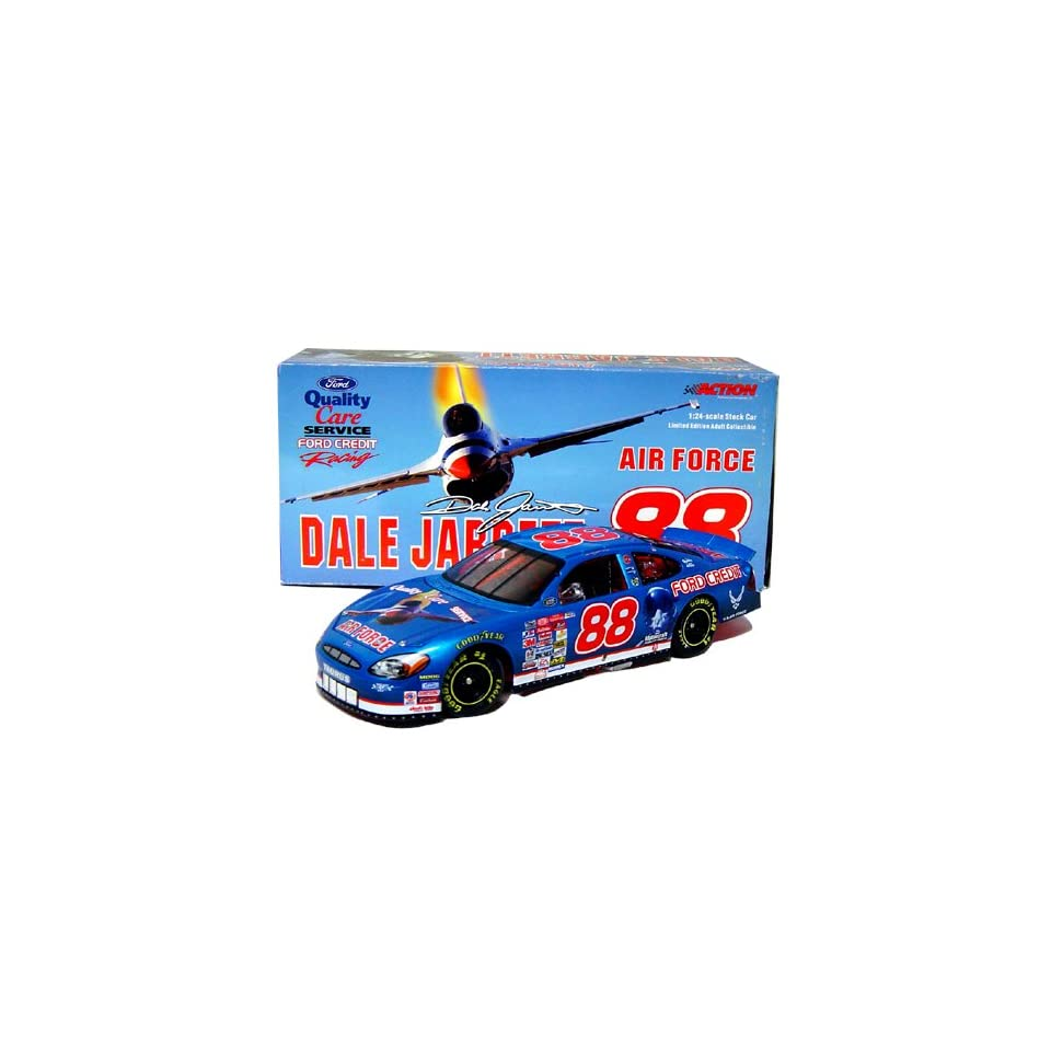 Action Performace Nascar DieCast Collectible Car.