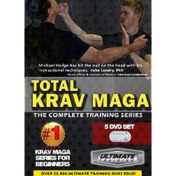 Total Krav Maga: The Complete 5 DVD Set