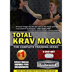 Total Krav Maga: The Complete 5 DVD Set