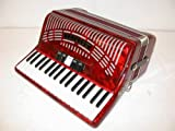 Hohner Accordions 1305-RED 97-Key Accordion