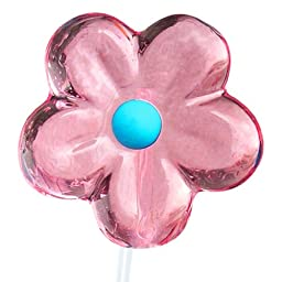 Flower Twinkle Pops 24 Pops - Pink Color Only
