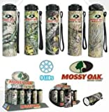 Mossy Oak LED FLASHLIGHT - 9 Super-Bright LED's