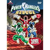 Power Rangers - Lightspeed Rescue Megapack Vol. 2 (Episoden 10-18) (3 DVDs)