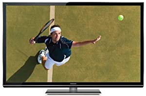 Panasonic VIERA TC-P50GT50 50-Inch 1080p 600Hz Full HD 3D Plasma TV (2012 Model)