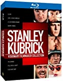 Stanley Kubrick: Visionary Filmmaker Collection - 8-Disc Box Set ( 2001: A Space Odyssey / A Clockwork Orange / The Shining / Full Metal Jacket / Eyes Wi [ Blu-Ray, Reg.A/B/C Import - United Kingdom ]