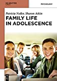 img - for Family Life in Adolescence book / textbook / text book