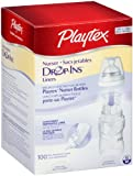 Playtex 100 Count Bottle Liners Drop-Ins