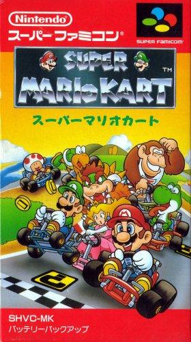 Super Mario Kart - Super Famicom - JAP
